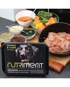 Nutriment Chicken & Lamb