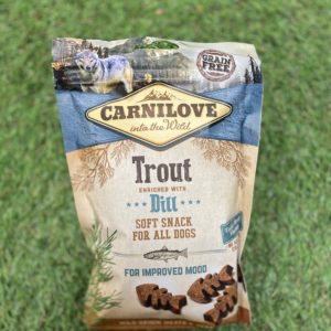 Carnilove Treats Trout Flavoured