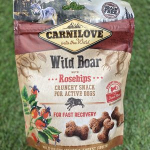 Carnilove Treats Wild Boar