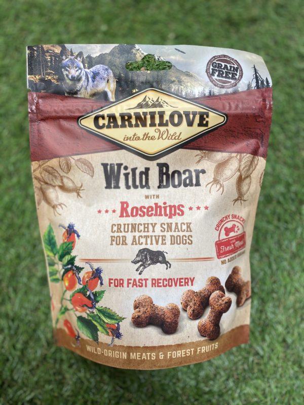 Carnilove Treats Wild Boar
