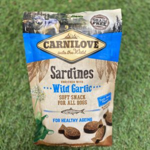 Carnilove Treats Sardine