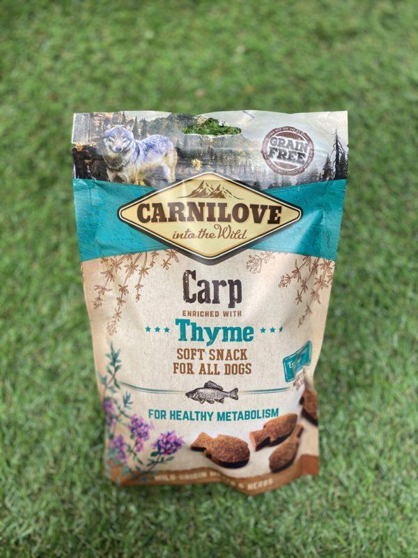 Carnilove Treats Carp