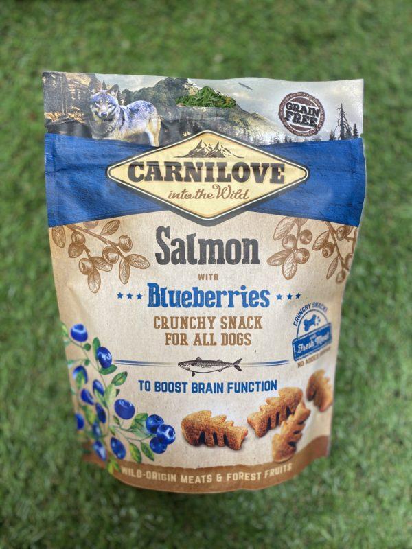 Carnilove Treats Salmon