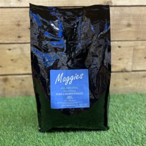 Maggies Grain Free Pork and Sweet Potato Biscuits 2Kg