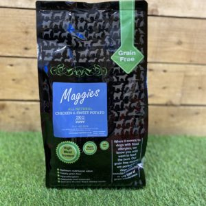 Maggies Grain Free Puppy Chicken and Sweet Potato Biscuits 2Kg