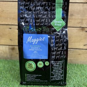 Maggies Grain Free Salmon and Sweet Potato Biscuits 2Kg