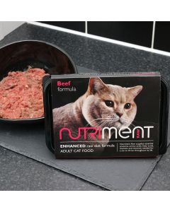 Nutriment Cat Food Beef