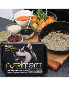 Nutriment Rabbit & Turkey
