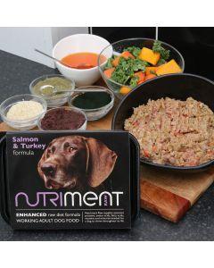 Nutriment Salmon & Turkey