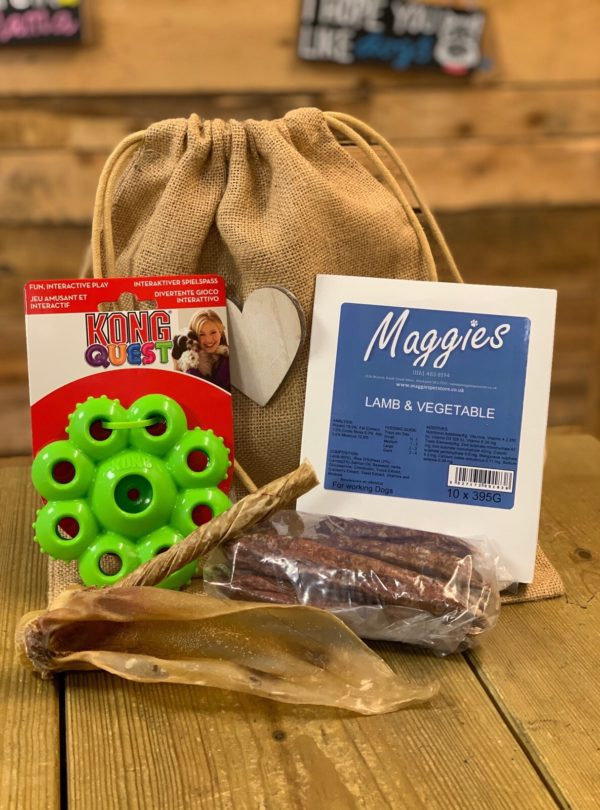 Maggie's Enrichment Gift Bag Large