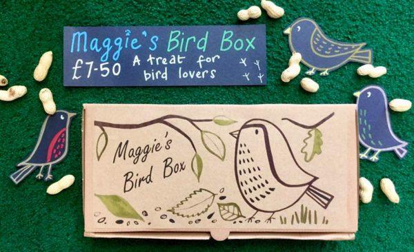 Maggie's Bird Box
